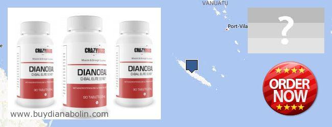 Hol lehet megvásárolni Dianabol online New Caledonia