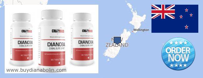 Hol lehet megvásárolni Dianabol online New Zealand