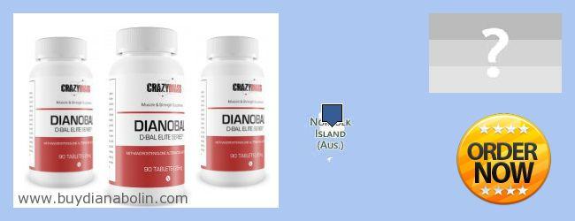 Hol lehet megvásárolni Dianabol online Norfolk Island