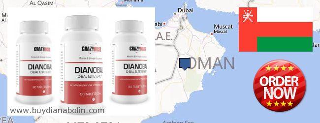 Hol lehet megvásárolni Dianabol online Oman