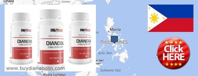 Hol lehet megvásárolni Dianabol online Philippines