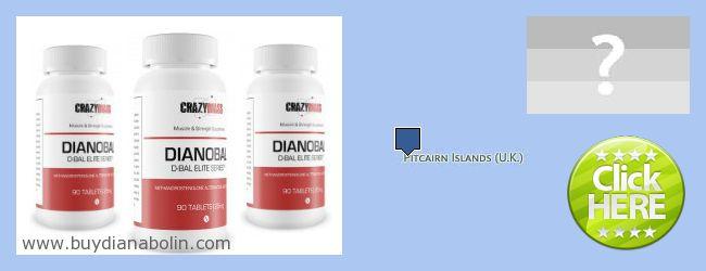 Hol lehet megvásárolni Dianabol online Pitcairn Islands