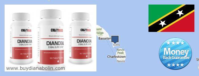 Hol lehet megvásárolni Dianabol online Saint Kitts And Nevis