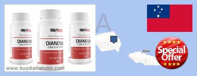 Hol lehet megvásárolni Dianabol online Samoa