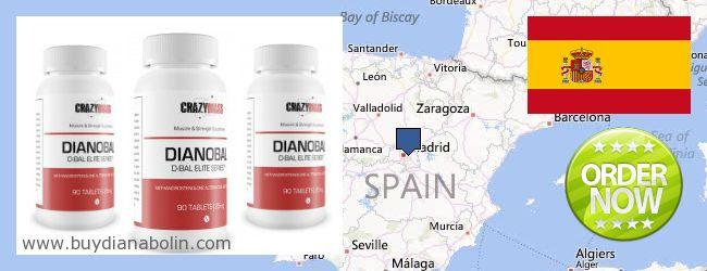 Hol lehet megvásárolni Dianabol online Spain