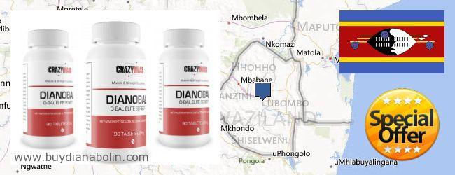 Hol lehet megvásárolni Dianabol online Swaziland