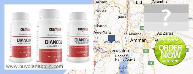 Hol lehet megvásárolni Dianabol online West Bank