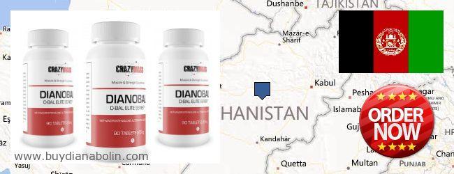 Kde koupit Dianabol on-line Afghanistan