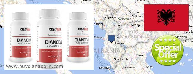 Kde koupit Dianabol on-line Albania