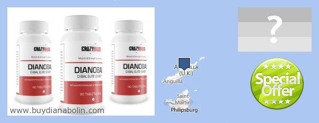 Kde koupit Dianabol on-line Anguilla