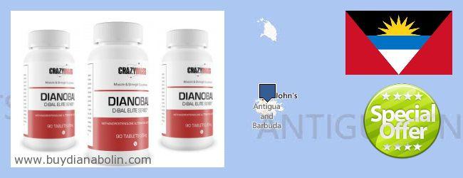 Kde koupit Dianabol on-line Antigua And Barbuda