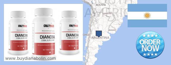 Kde koupit Dianabol on-line Argentina