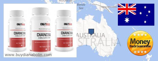 Kde koupit Dianabol on-line Australia