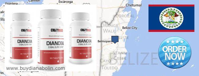 Kde koupit Dianabol on-line Belize