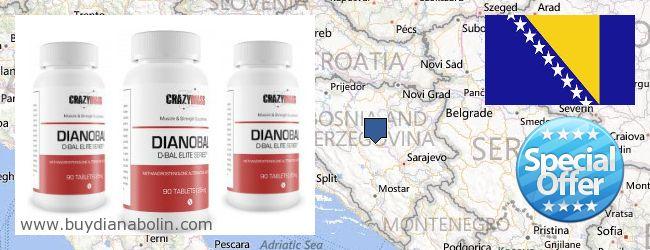 Kde koupit Dianabol on-line Bosnia And Herzegovina
