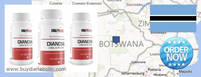 Kde koupit Dianabol on-line Botswana