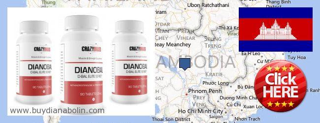 Kde koupit Dianabol on-line Cambodia