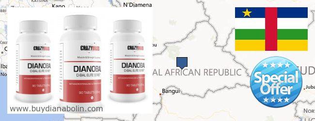 Kde koupit Dianabol on-line Central African Republic