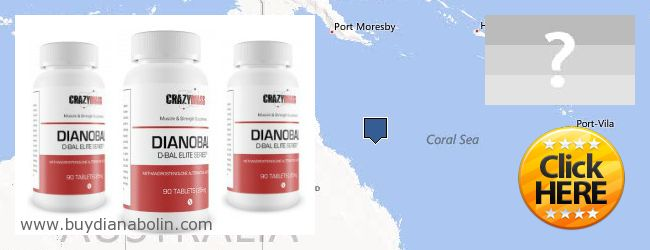 Kde koupit Dianabol on-line Coral Sea Islands