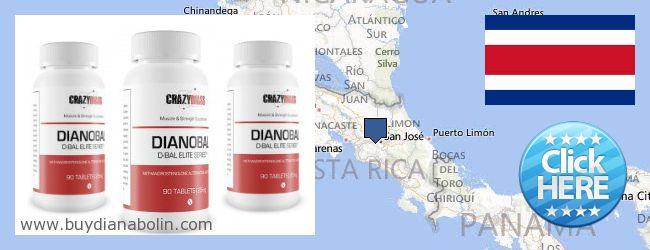 Kde koupit Dianabol on-line Costa Rica