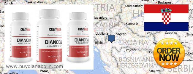 Kde koupit Dianabol on-line Croatia