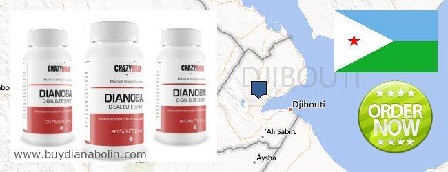 Kde koupit Dianabol on-line Djibouti