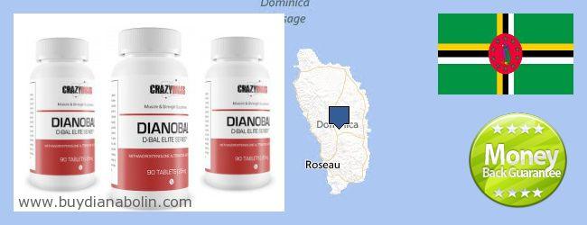 Kde koupit Dianabol on-line Dominica