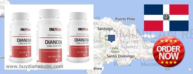 Kde koupit Dianabol on-line Dominican Republic