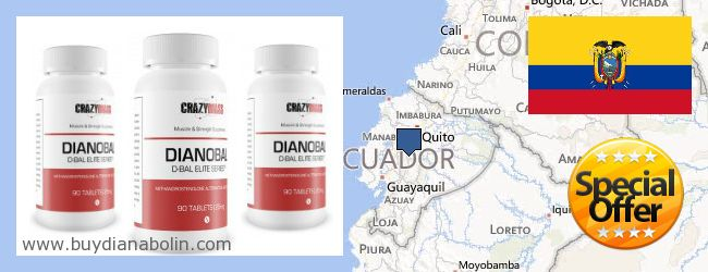 Kde koupit Dianabol on-line Ecuador
