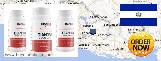 Kde koupit Dianabol on-line El Salvador