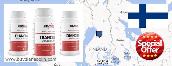 Kde koupit Dianabol on-line Finland