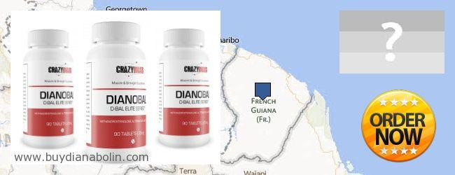 Kde koupit Dianabol on-line French Guiana