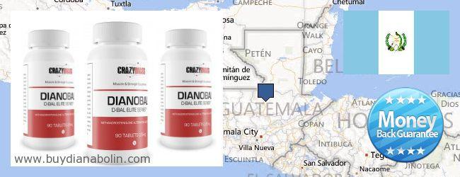 Kde koupit Dianabol on-line Guatemala