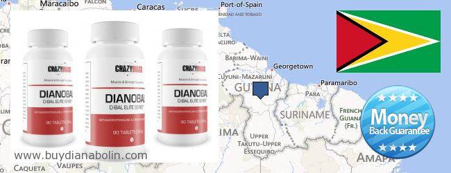 Kde koupit Dianabol on-line Guyana