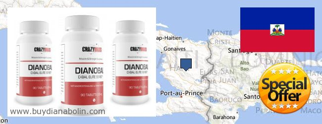 Kde koupit Dianabol on-line Haiti
