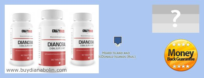 Kde koupit Dianabol on-line Heard Island And Mcdonald Islands