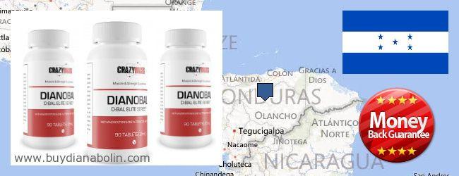 Kde koupit Dianabol on-line Honduras