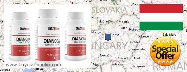Kde koupit Dianabol on-line Hungary