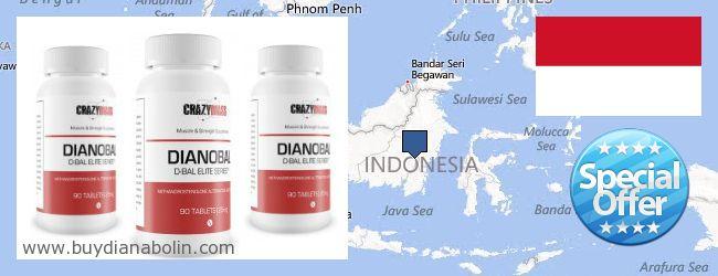 Kde koupit Dianabol on-line Indonesia