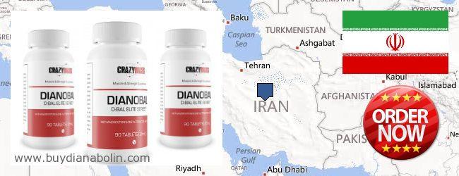 Kde koupit Dianabol on-line Iran