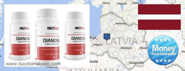 Kde koupit Dianabol on-line Latvia