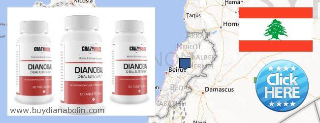 Kde koupit Dianabol on-line Lebanon