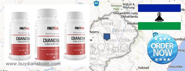 Kde koupit Dianabol on-line Lesotho