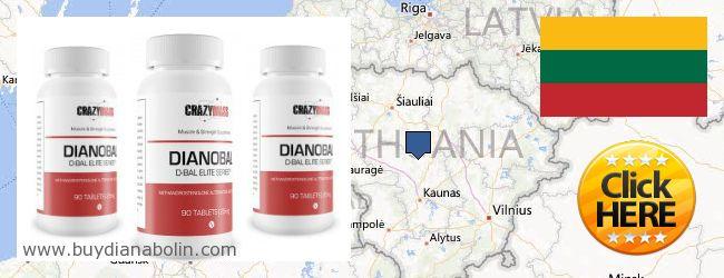 Kde koupit Dianabol on-line Lithuania