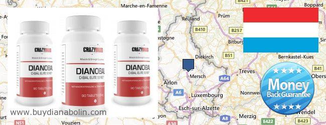 Kde koupit Dianabol on-line Luxembourg