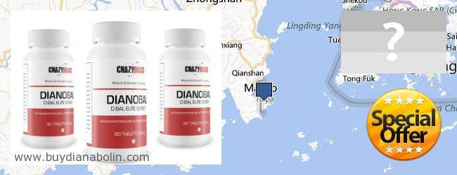 Kde koupit Dianabol on-line Macau