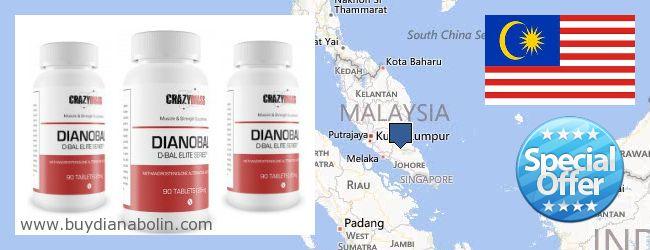 Kde koupit Dianabol on-line Malaysia
