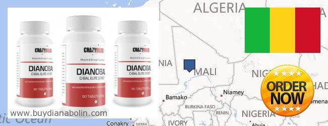 Kde koupit Dianabol on-line Mali