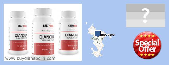 Kde koupit Dianabol on-line Mayotte