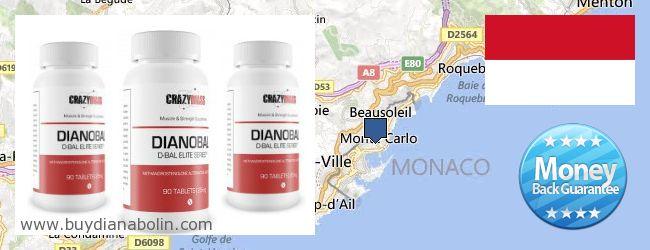 Kde koupit Dianabol on-line Monaco